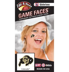 CU RALPHIE TEMPORARY TATTOOS- 4 PACK