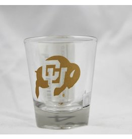 SHOT GLASS WITH GOLD RALPHIE