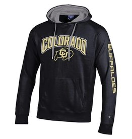 CHAMPION COLORADO RALPHIE HERITAGE HOODY- BLACK