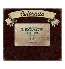 LEGACY COLORADO MEMORIES 4X6 FRAME