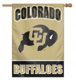 "COLO BUFFALOES VERTICAL FLAG 28"" X 40"""
