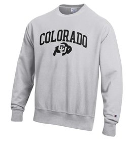 CHAMPION COLORADO REVERSE WEAVE CREW NECK SWEATSHIRT