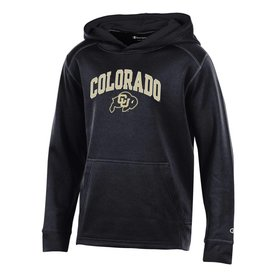 CHAMPION YTH COLO OVER RALPHIE ATHLETIC HOODY