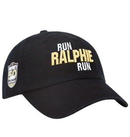 TOP OF THE WORLD RUN RALPHIE RUN BLACK HAT