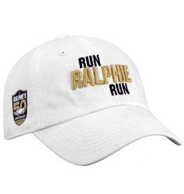 RUN RALPHIE RUN WHITE HAT
