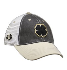BLACK CLOVER COLORADO 2T VINTAGE LUCKY CLOVER HAT