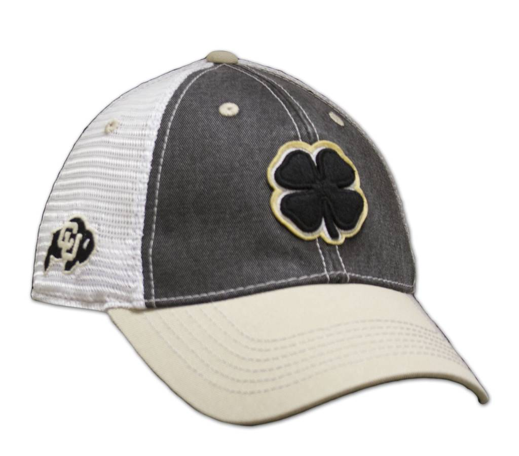 COLORADO 2T VINTAGE LUCKY CLOVER HAT