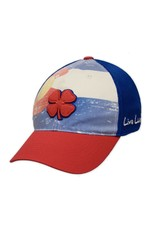 COLO FLAG LIVE LUCKY TRUCKER HAT