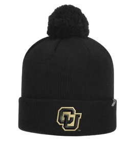 TOP OF THE WORLD CU RALPHIE CLASSIC CUFFED POM BEANIE