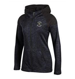 GEAR FOR SPORTS WMNS COLO RALPHIE LC EMB CROSS CAMPUS FZ HOODY