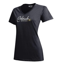GEAR FOR SPORTS WMNS COLO BUFFALOES MIA V-NECK TEE
