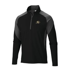 COLUMBIA-OCS x FREEZE DEGREE II 1/4 ZIP W/RALPHIE