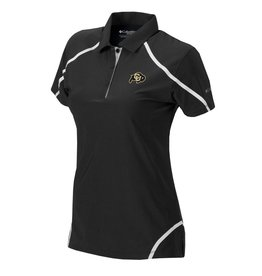 COLUMBIA-OCS x LADIES CU RALPHIE CUT AWAY POLO- COLUMBIA