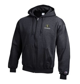 CHAMPION RALPHIE OVER COLO LC FULL ZIP SWEATSHIRT