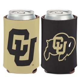 12 OZ CU BUFFS CAN COOLER