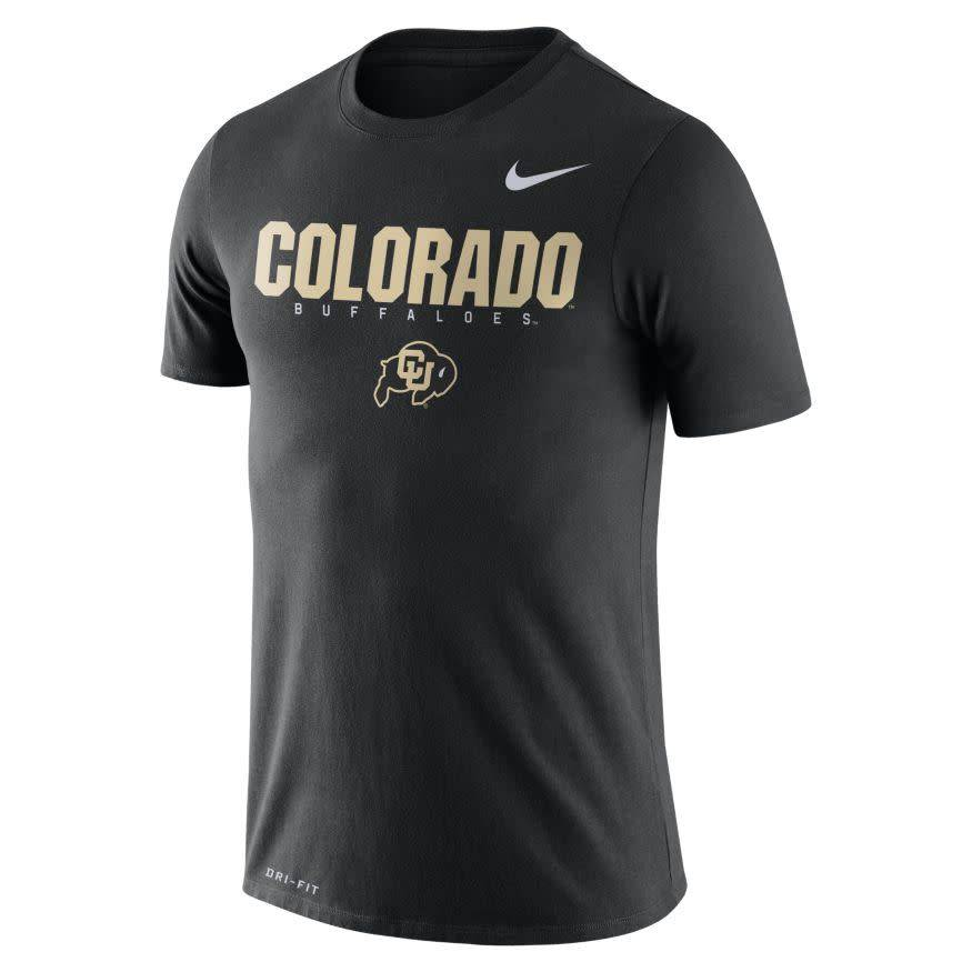 Nike-Team NIKE COLORADO DRI-FIT COTTON FACILITY TEE