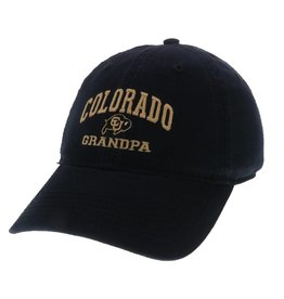 LEGACY BLACK COLORADO GRANDPA EZA HAT