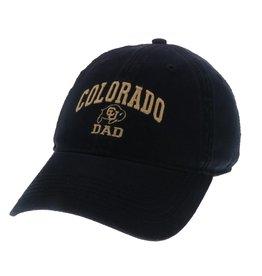 LEGACY BLACK COLORADO DAD EZA HAT