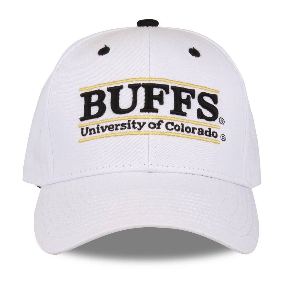 BUFFS WHITE GAME HAT