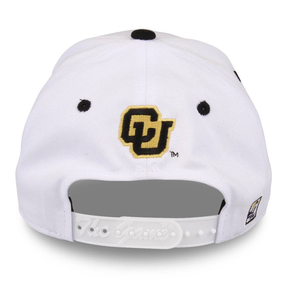 THE GAME BUFFS WHITE GAME HAT