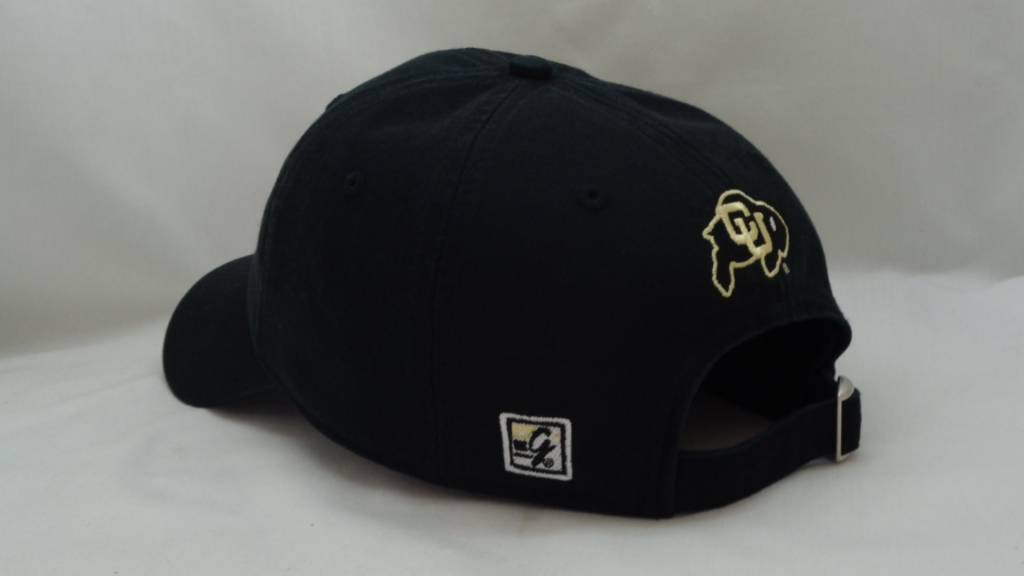 BUFFS BLACK GAME GARMENT WASHED HAT