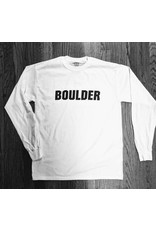 SPECIALTY COTTON BOULDER STRAIGHT LS TEE