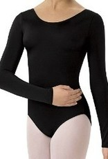L5409: Bloch Premier Long Sleeve Leotard