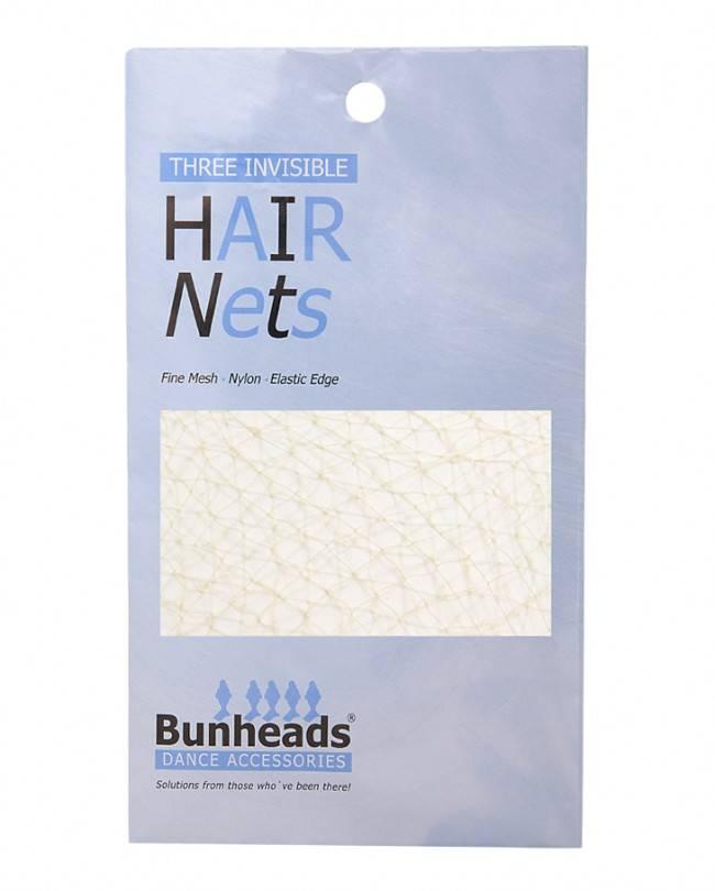 Bunheads Auburn Hair Nets- BH425