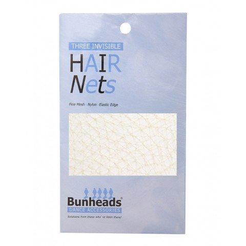 Capezio/Bunheads Medium Brown Hair Nets - BH422