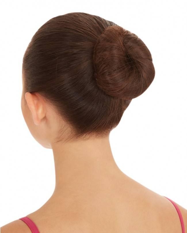 Capezio Dark Brown Hair Nets - BH423