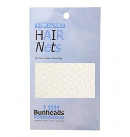 Bunheads Dark Brown Hair Nets