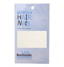 Capezio/Bunheads Black Hair Nets