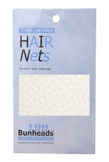 Bunheads Light Brown Hairnets - BH421