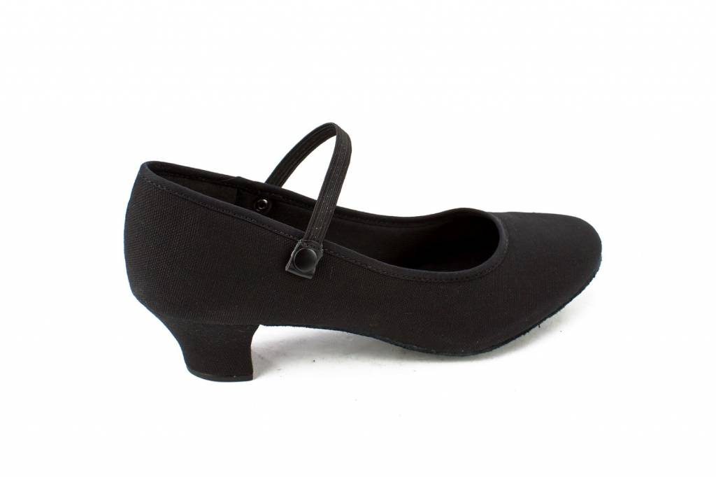 "So Danca So Danca RO02:  Canvas 1.5"" Heel Character Shoe"