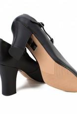"So Danca So Danca CH110:  3"" Broad Heel T-Strap"