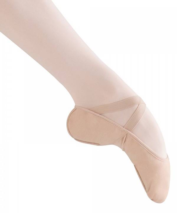 how to clean bloch canvas ballet shoes
