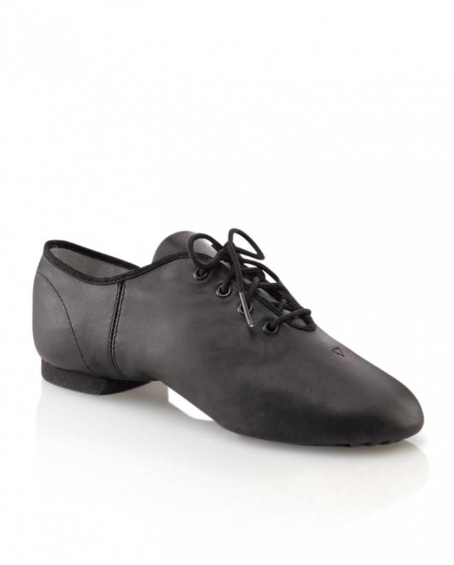 Capezio/Bunheads Kid's E-Series Jazz Oxford - EJ1C