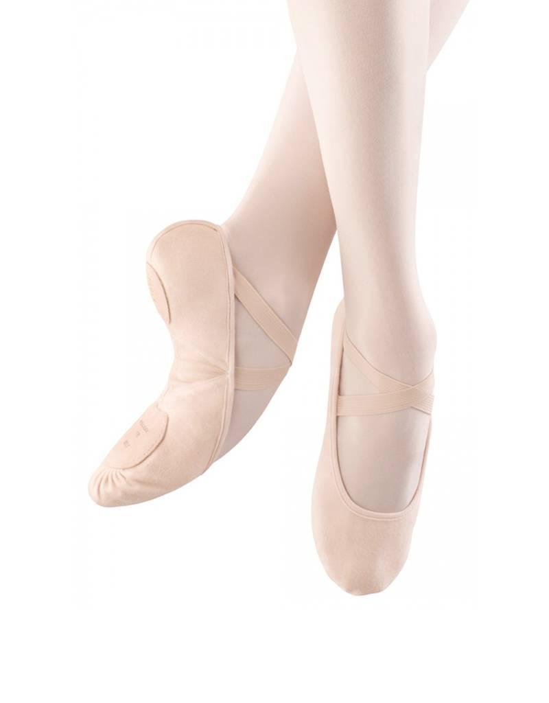 Bloch S0271L: Bloch Women's Pro Arch Canvas Ballet Shoes