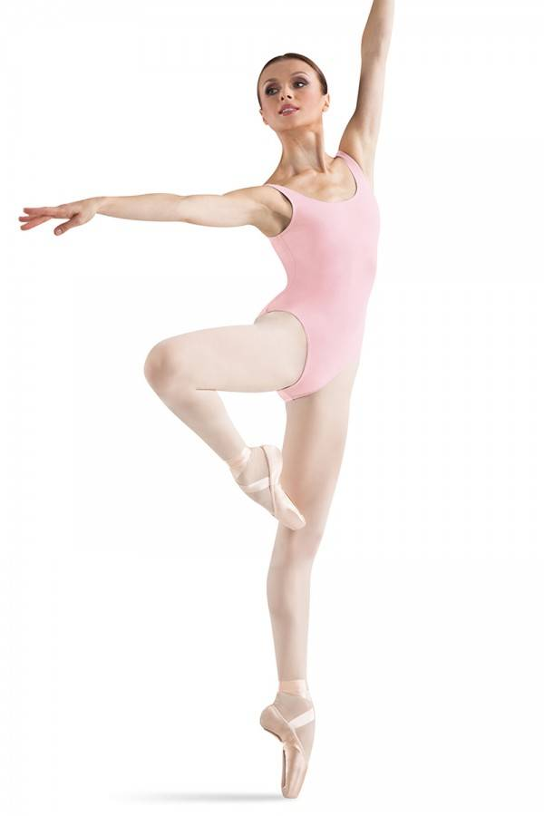 L5405T: Bloch Adult Basic Tank Leotard