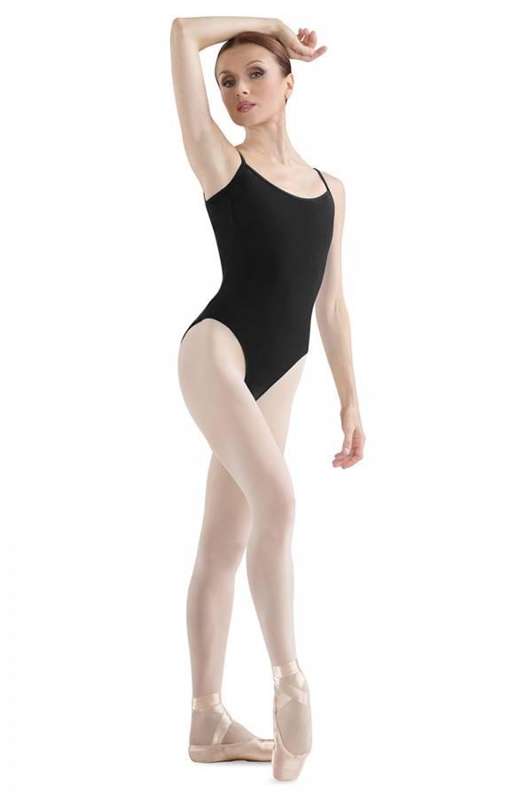L5407- Sissone High Leg Low Back Dance Leotard