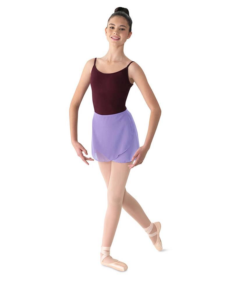 Mirella MS12A- Georgette Wrap Skirt