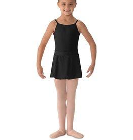 Bloch/Mirella Georgette Mock Wrap Skirt