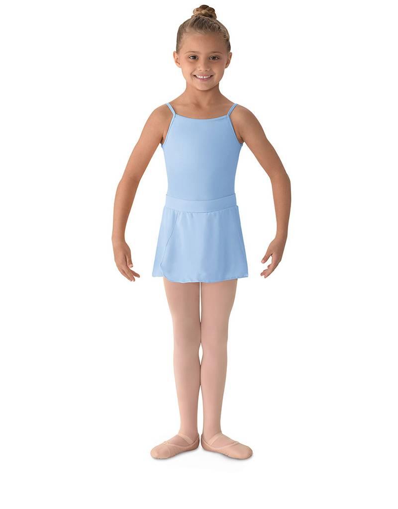 Mirella MS12CH- Georgette Wrap Skirt- Girls