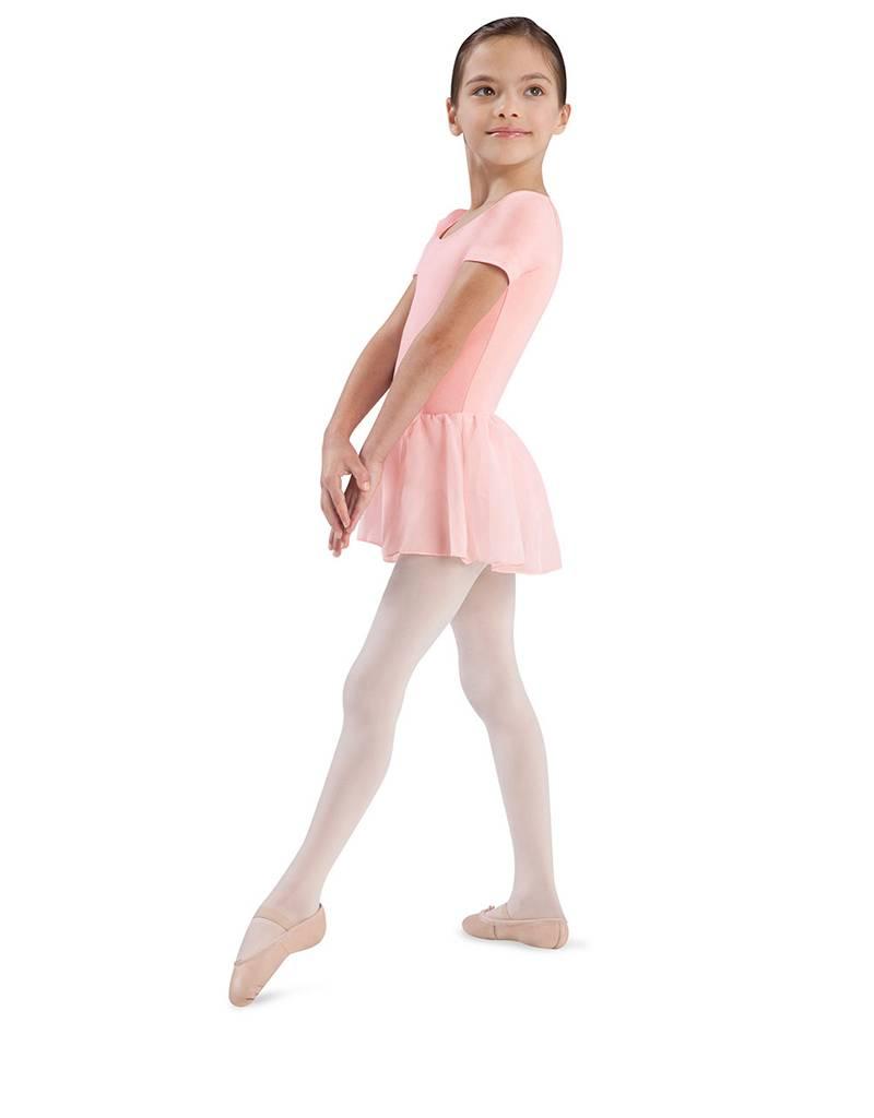 Bloch CL5342: Bloch Pink Dance Dress