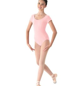 Mirella Mirella Aspire! Ladies Cap Sleeve Leotard