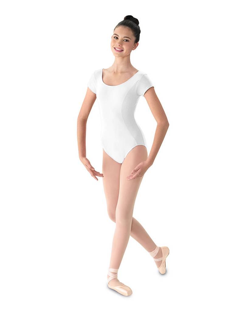 Bloch/Mirella M515L- Mirella Aspire! Ladies Cap Sleeve Leotard