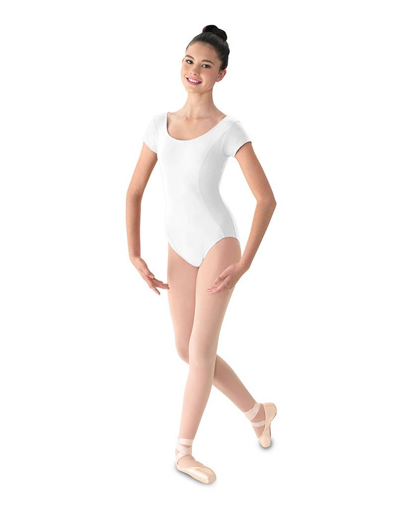 M515L- Mirella Aspire! Cap Sleeve Leotard