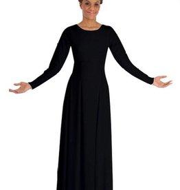 Basic Moves Basic Moves Long Sleeve Dress- Plus
