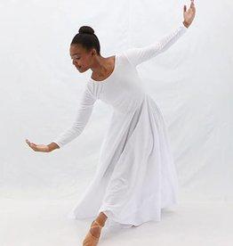 Basic Moves Basic Moves Long Sleeve Dress- Girls
