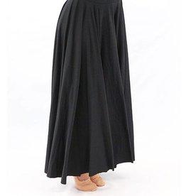 Basic Moves Liturgical Dance Skirt- Plus